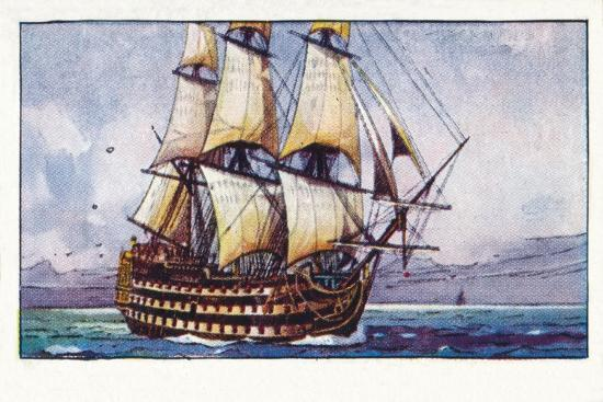 'A Naval Cutter, 1937-Unknown-Giclee Print