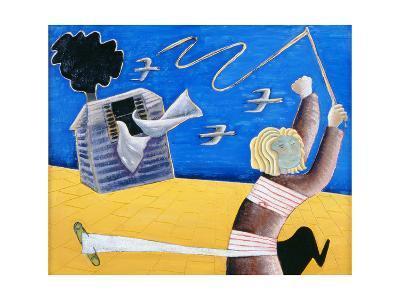 A New Beginning, 1989-Celia Washington-Giclee Print
