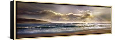 A New Day-Mike Calascibetta-Framed Canvas Print
