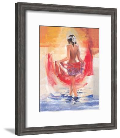 A New Morning-Talantbek Chekirov-Framed Premium Giclee Print