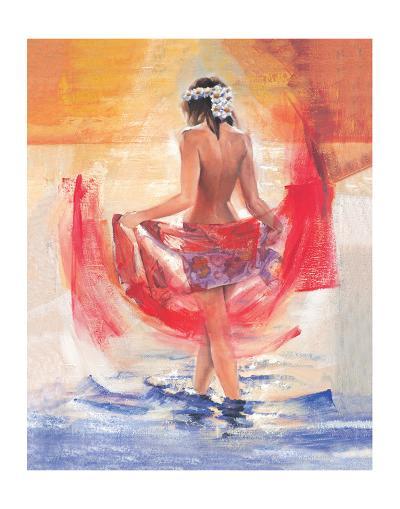 A New Morning-Talantbek Chekirov-Premium Giclee Print