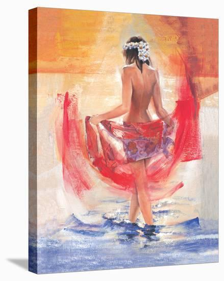 A New Morning-Talantbek Chekirov-Stretched Canvas Print
