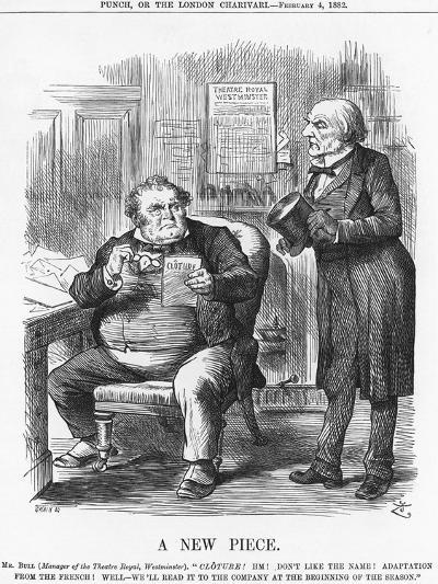 A New Piece, 1882-Joseph Swain-Giclee Print