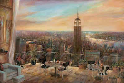 A New York View-Ruane Manning-Art Print