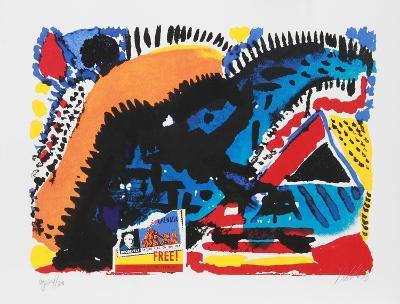 A Night in Tunisia-Vick Vibha-Collectable Print
