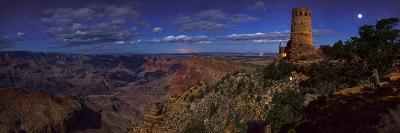 A Panoramic View of the Grand Canyon, the Longest Canyon on Earth-Babak Tafreshi-Photographic Print