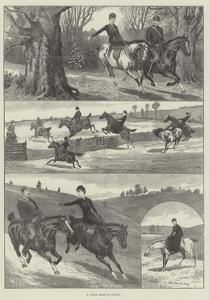 A Paper Chase in Surrey