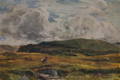 A Path over the Fields, 1881-Thomas Collier-Giclee Print