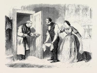 A Pearl Among Women Where Is Miss Sillery? Inquired Mr. Lawrence--Giclee Print