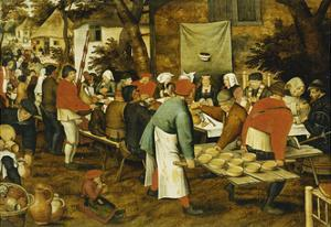 A Peasant Wedding Feast