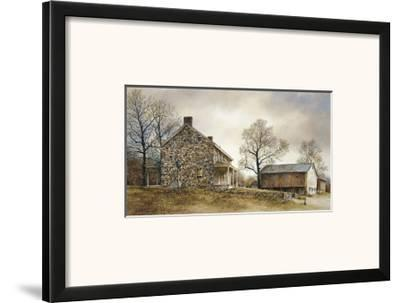 A Pennsylvania Morning-Ray Hendershot-Framed Art Print
