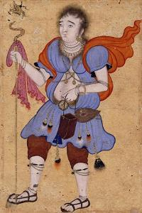 A Pilgrim, C.1570