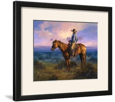 A Place in the Sun-Jack Sorenson-Framed Photographic Print