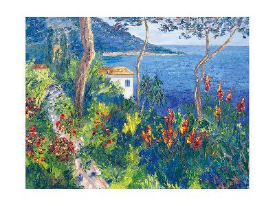 A Place of Dreams-Tania Forgione-Giclee Print