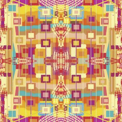 A Play of Squares-Deanna Tolliver-Giclee Print