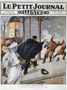 A Police Shootout, 4th January 1925