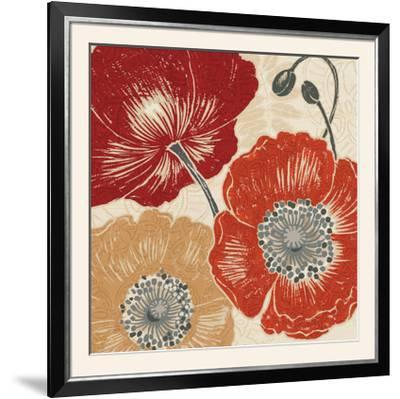 A Poppys Touch II-Daphne Brissonnet-Framed Photographic Print