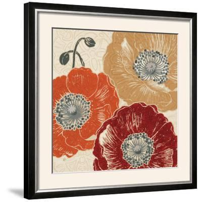 A Poppys Touch III-Daphne Brissonnet-Framed Photographic Print
