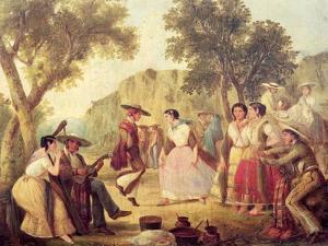 A Popular Dance