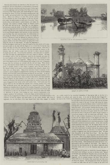 A Postmaster-General's Tour in Orissa, Bengal--Giclee Print