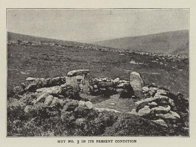 A Prehistoric Village--Giclee Print
