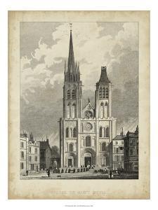 Eglise de St. Denis by A^ Pugin