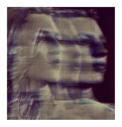 A Quiet Darkness (shadows)-Dalibor Davidovic-Giclee Print
