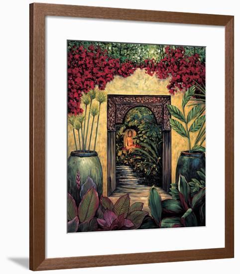 A Quiet Place I-Eduardo Moreau-Framed Giclee Print