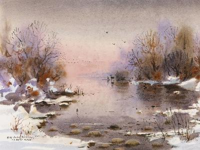 A Quiet Place-LaVere Hutchings-Giclee Print