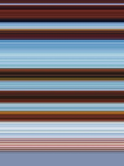 A R T Wave 82-Ricki Mountain-Art Print