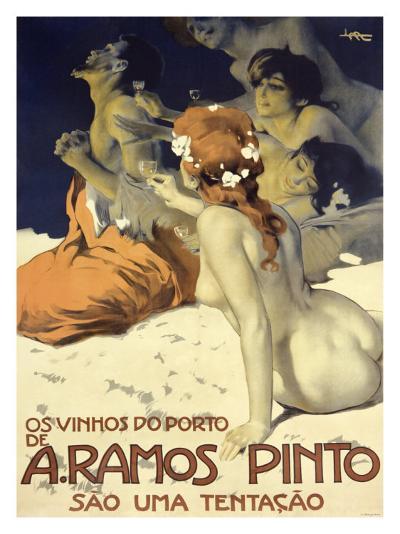 A. Ramos Pinto-Leopoldo Metlicovitz-Giclee Print