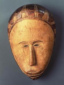 A Rare and Important Fang Mask for the Ngontang Society