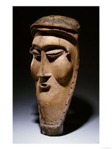 A Rare Suku Circumcision Mask, Kakunga