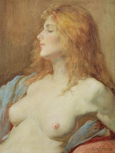 A Redhead-John Edward Goodall-Giclee Print