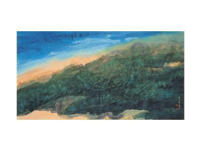 A Remote Corner of the Earth-Chingkuen Chen-Giclee Print