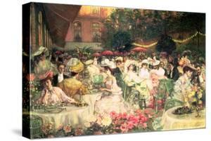 A Restaurant Terrace, 1904