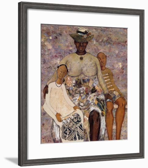 A Resting Place II-April Harrison-Framed Art Print