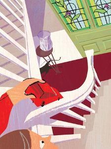 Bannister by A Richard Allen
