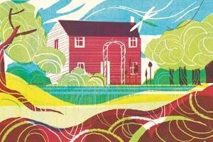 Cottage by A Richard Allen