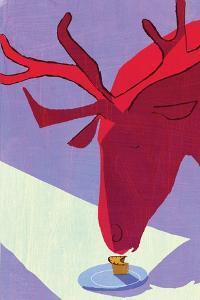 Deer by A Richard Allen