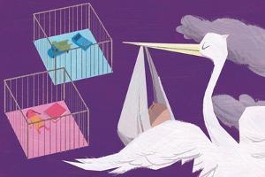 Gender Roles by A Richard Allen
