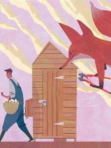 Henhouse by A Richard Allen