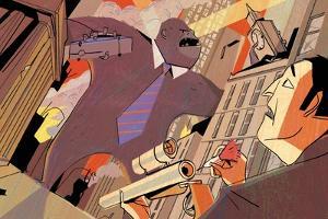 Wall Street Rampage by A Richard Allen