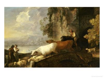 https://imgc.artprintimages.com/img/print/a-river-landscape-with-rustic-lovers-a-mounted-herdsman-driving-cattle-and-sheep-over-a-bridge_u-l-o6k0q0.jpg?p=0