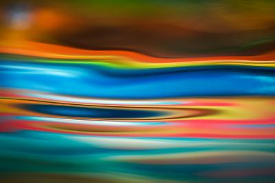 A River Runs Through It-Ursula Abresch-Photographic Print