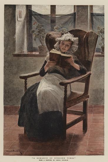 A Romance of Byegone Times--Giclee Print