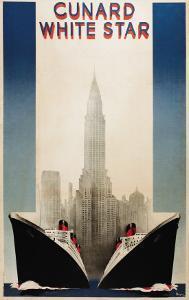 Cunard by A^ Roquin