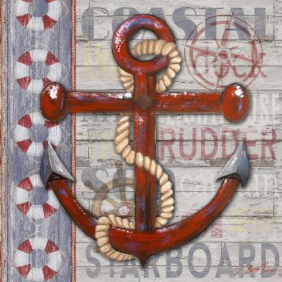 A Sailor's Life I-Gina Ritter-Premium Giclee Print