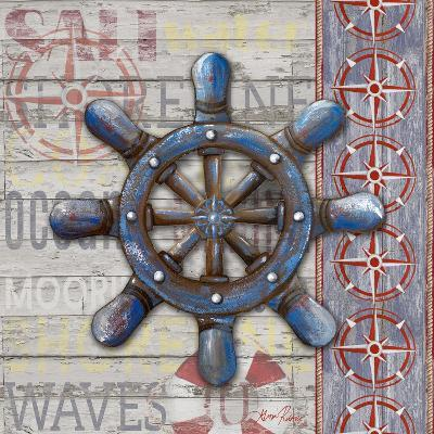 A Sailor's Life II-Gina Ritter-Premium Giclee Print
