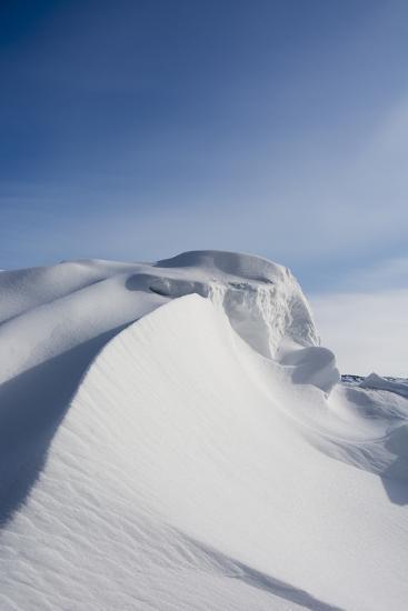 A Scenic Snow Drift-Sergio Pitamitz-Photographic Print